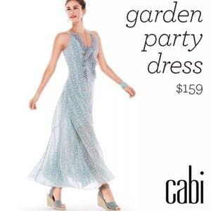 Gorgeous Cabi Garden Party Dress, size 8 NWT